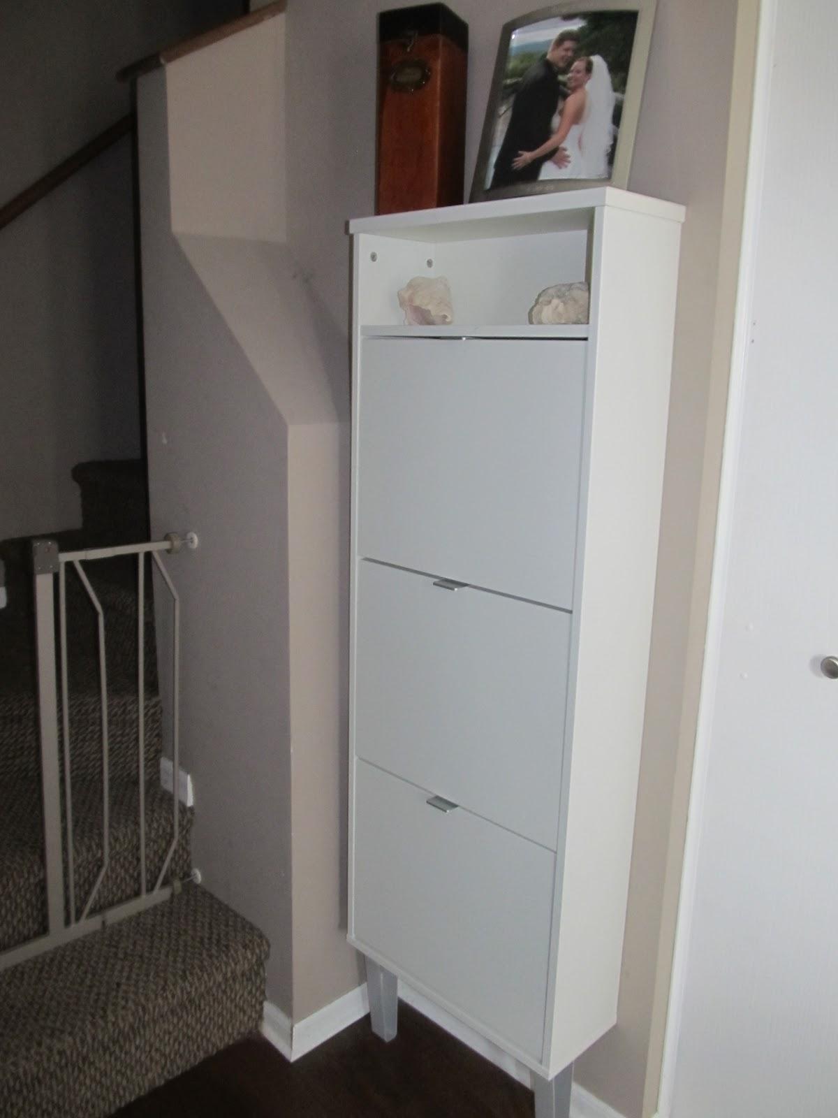 charlie the cavalier ikea shoe storage. Black Bedroom Furniture Sets. Home Design Ideas