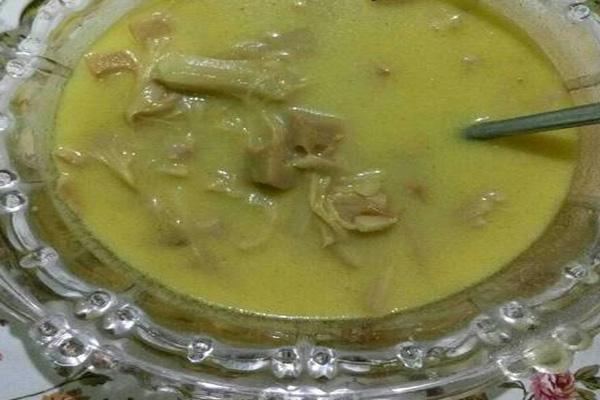 Resep Sayur Nangka Kuning