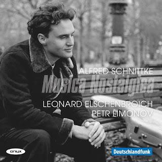 Leonard Elschenbroich, Petr Limonov - Alfred Schnittke: Musica Nostalgica - Onyx