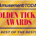 Divulgado os vencedores do Golden Ticket Awards 2017