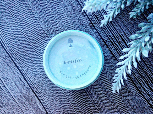 Innisfree No-Sebum Mineral Powder Минеральная пудра