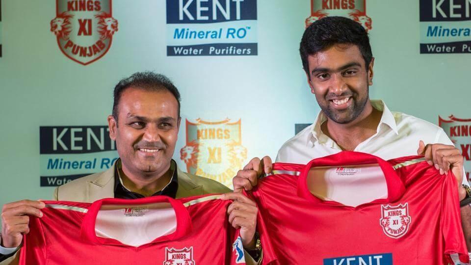 Virender Shewag; Kings XI punjab; IPL; IPL11 IPL2018; KIngs XI punjab vs Delhi