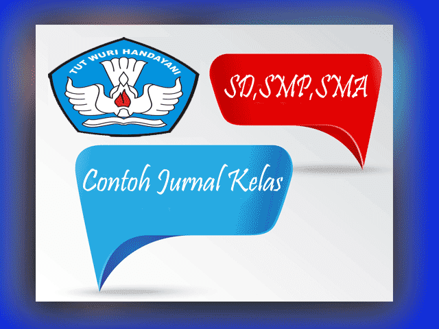 Contoh Program Jurnal Kelas Jenjang SD,SMP,SMA Format Excel