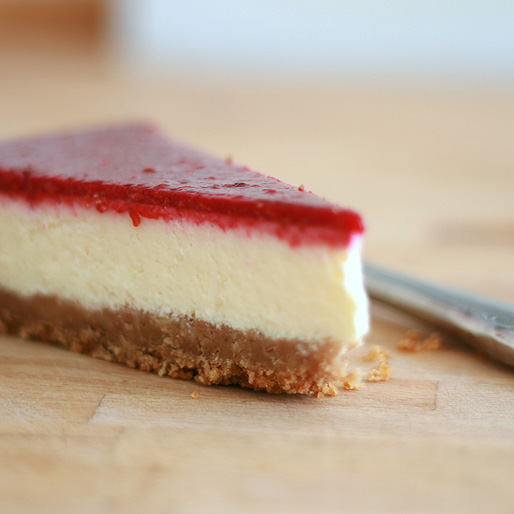 new york cheesecake recipes dishmaps. Black Bedroom Furniture Sets. Home Design Ideas