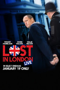 Lost in London Poster