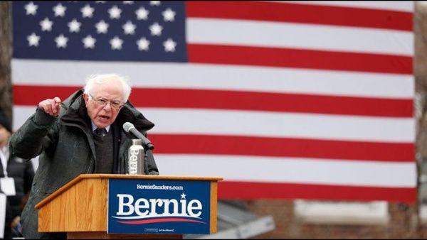 Sanders inicia campaña para las elecciones de 2020 en EE.UU.