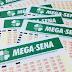 Mega-Sena acumula e prêmio pode chegar a R$ 40 milhões