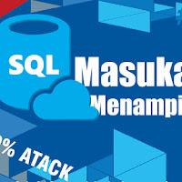 Cara memasukan data dan menampilkan data pada SQL