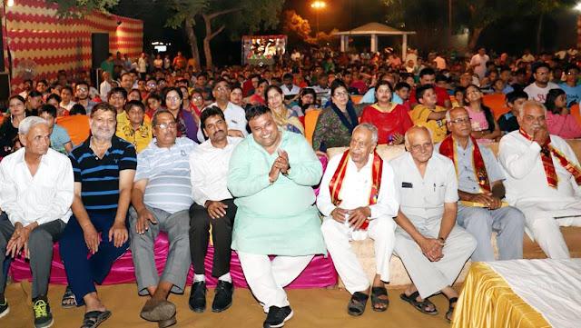 Let's follow the ideals of Ram; Lakhan Kumar Singla