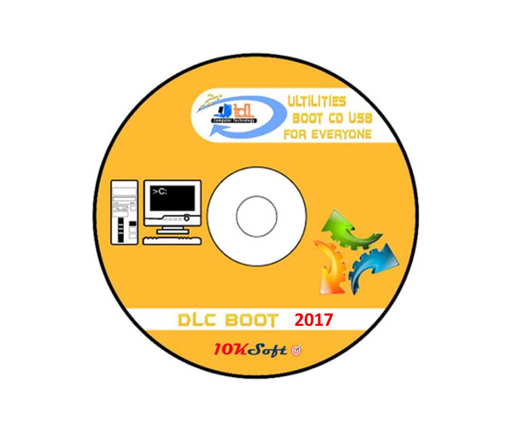 DLC Boot 2017 Free Download - 10kSoft