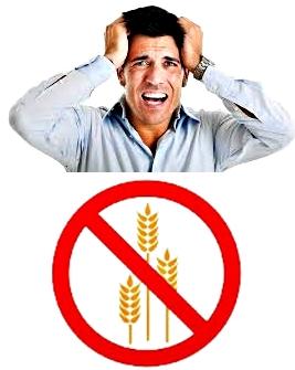 Intolerancia al gluten trigo enfermedad celiaca