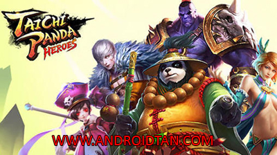 Download Taichi Panda: Heroes Mod Apk v2.6 (Invisible/God Mode) Terbaru 2017