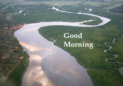 Good morning images with Nature - Limpopo River, South Africa