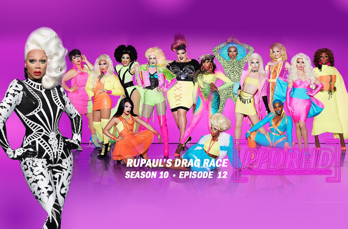 Watch Online, RuPaul's Drag Race, Season 10, Episode 12, American (Download Web Rip 360p)