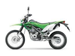 Kawasaki Klx G Hijau