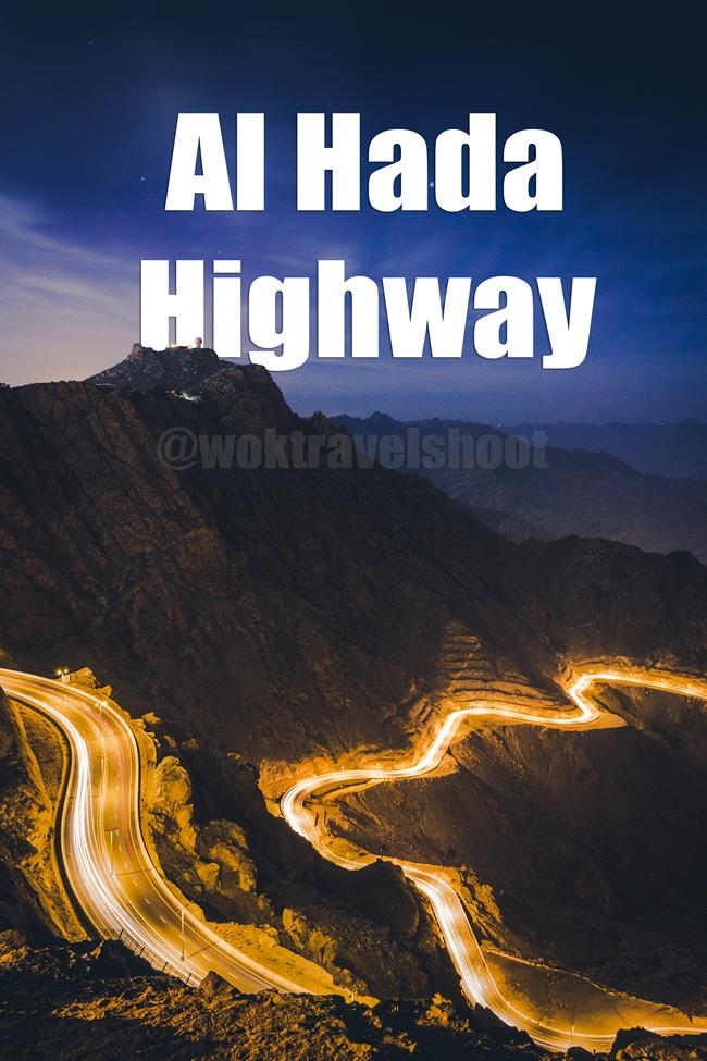 Al Hada Highway by Elriz Buenaventura
