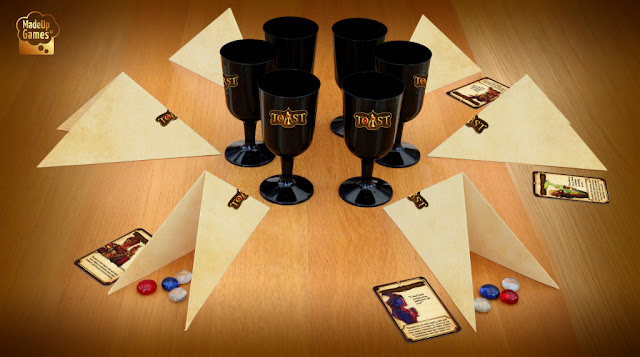 Raise your Goblets review