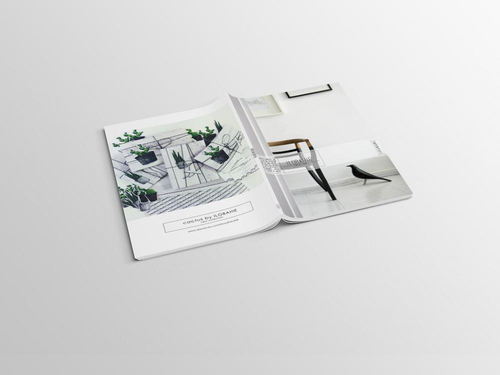 Projekt okładki magazynu