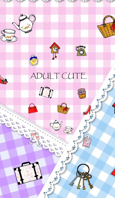 Adult Cute