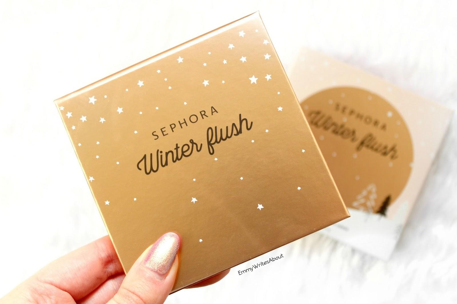 Winter Flush Blush Palette by Sephora Collection #15
