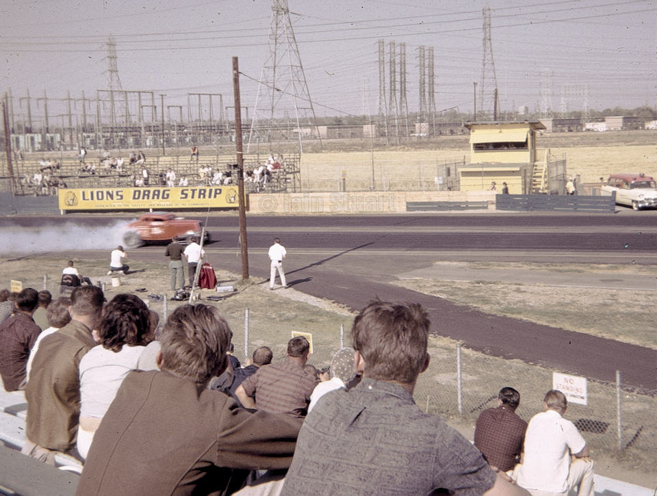 Remarkable, rather drag strip los angeles with