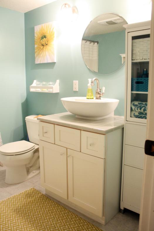 Iheart Organizing Our Newly Organized Bathroom Bliss