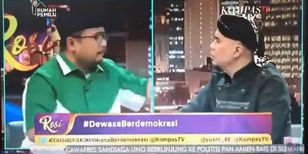 Diancam Bakal Digebuk Ketum GP Ansor & Maruarar Sirait, Ini Reaksi Ahmad Dhani