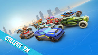 Hot Wheels Race Off Mod Apk v1.1.5446 Unlimited Money