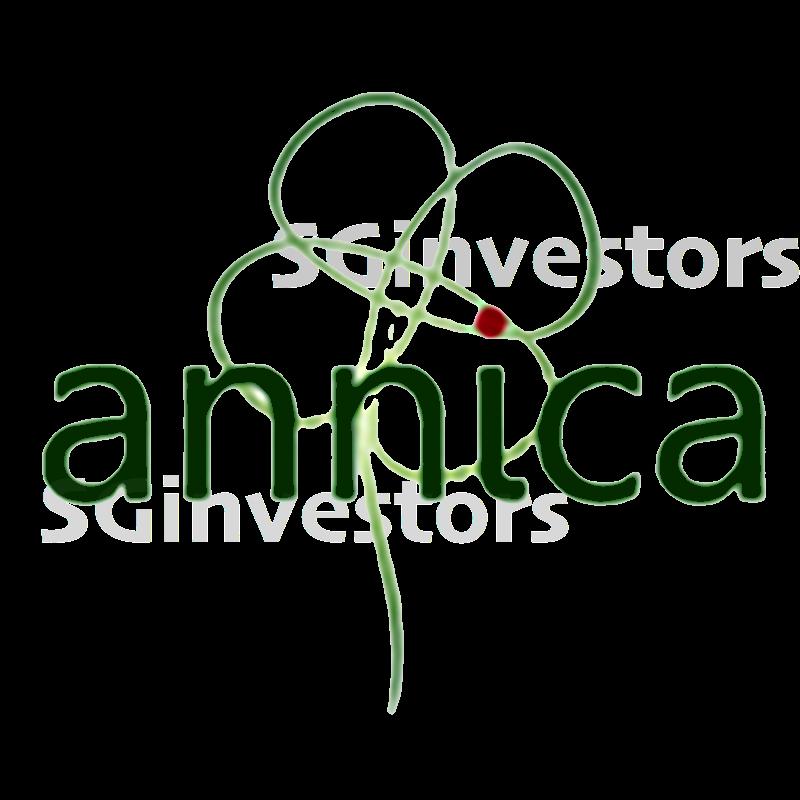 ANNICA HOLDINGS LIMITED (SGX:5AL) @ SGinvestors.io