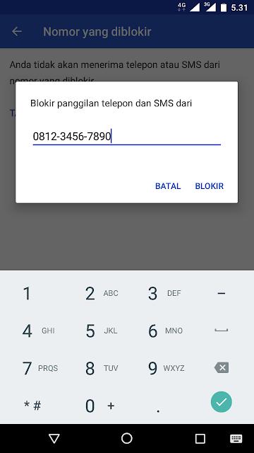 Cara Memblokir Panggilan Masuk Nokia 2