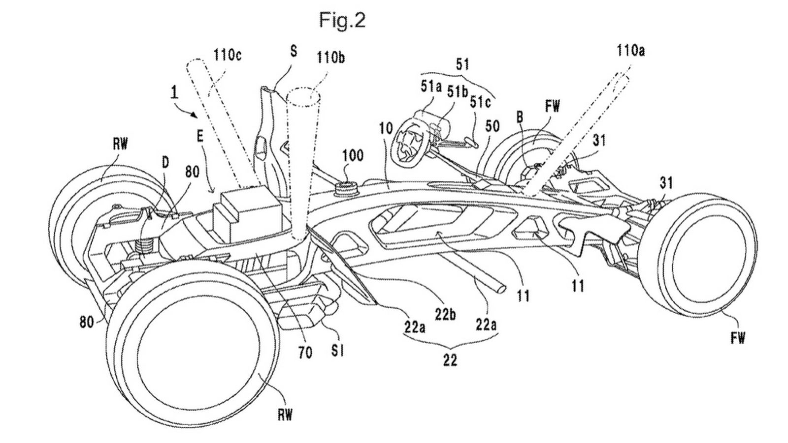Does This Intriguing Honda Patent Show A Road Going