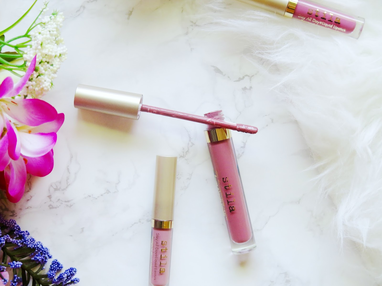 The Best Liquid Lipsticks | Stila Stay All Day Liquid Lipstick in Firenze | VIB Rouge Exclusive | Review & Swatches