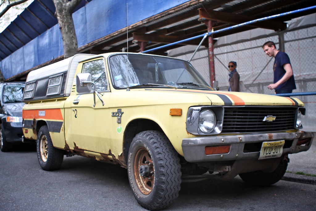 The Street Peep 1978 Chevrolet Luv 4x4 Revisted