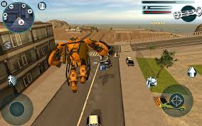 Download Game X Ray Robot 2 apk v1.1  for Android Terbaru