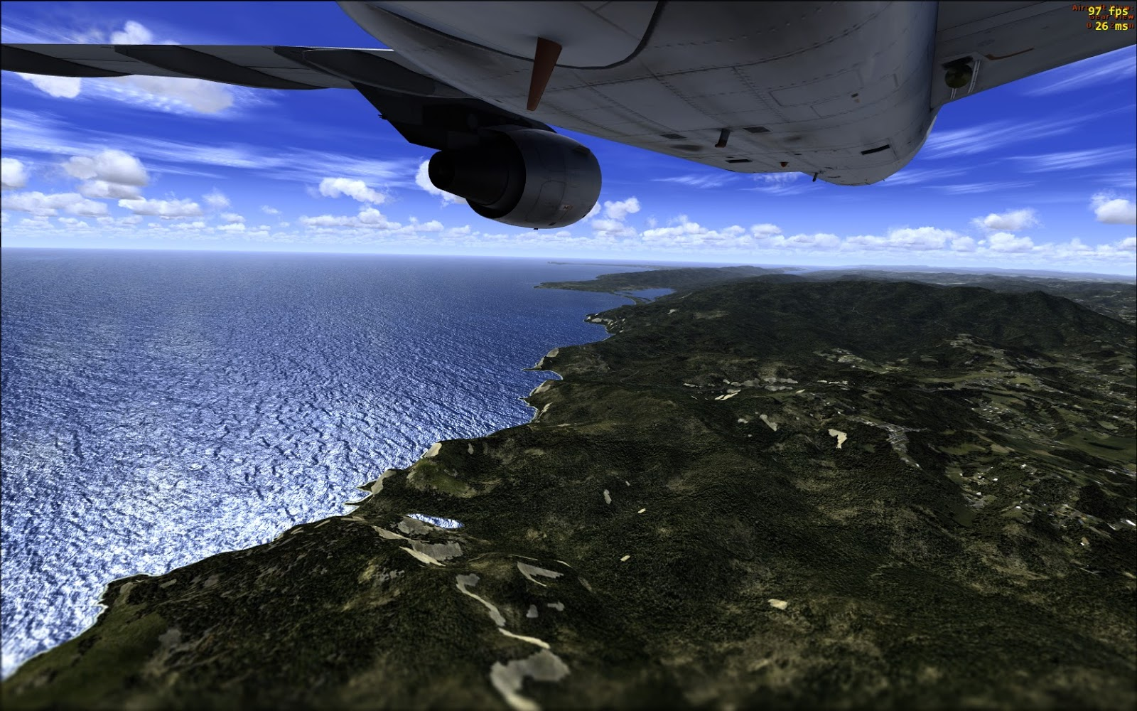Flight Simulation Experience