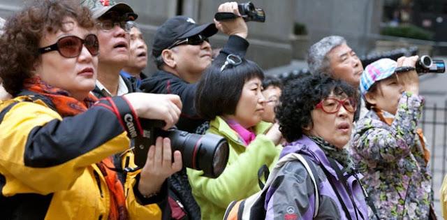 RI Cuma Dapat Ampas Kotoran dari Turis China