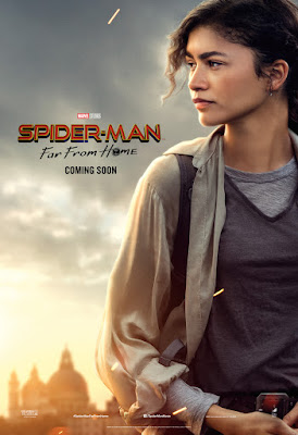 Spider Man Far From Home Movie Poster 31