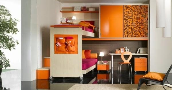 10 dormitorios juveniles en espacio peque o dormitorios - Decorar dormitorio juvenil pequeno ...