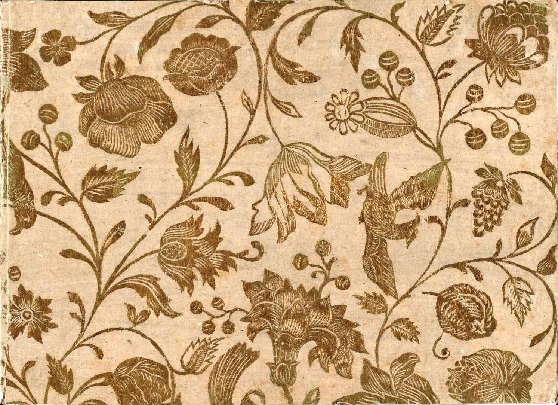 vintage floral patterns 2017