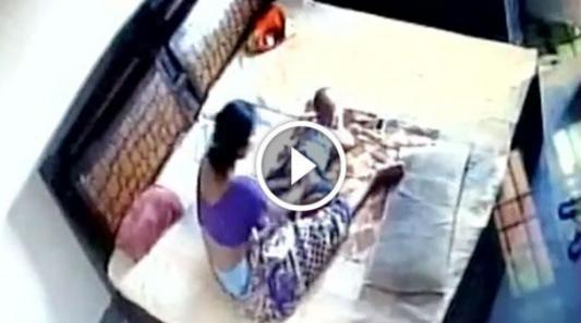 Sengaja Pasang CCTV, Ternyata Begini Perbuatan Seorang Istri Selama Suaminya Keluar Rumah