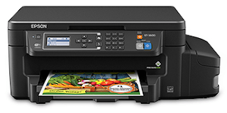Epson Expression ET-3600 Driver Free Download