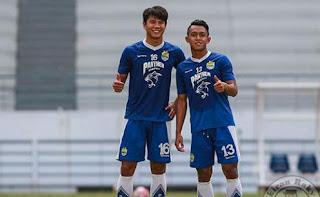 Persib Bandung vs Barito Putera: Jupe dan Febri Absen
