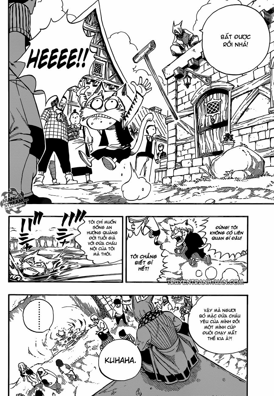 Fairy Tail chap 361 trang 13