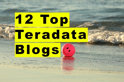 12 Top Teradata Blogs