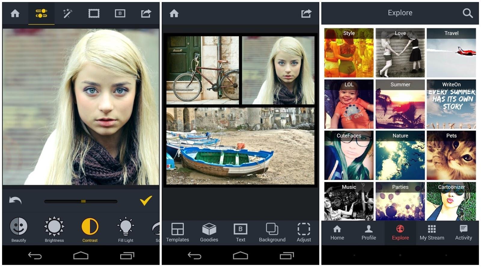 Aplikasi yang Bikin Foto Jadi Terlihat Fungky dan Keren