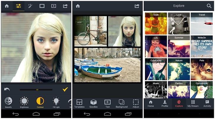 2 Aplikasi yang Bikin Foto Jadi Terlihat Fungky dan Keren
