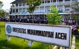 Info Pendaftaran Mahasiswa Baru ( UNMUHA-ACEH ) Universitas Muhammadiyah Aceh 2018-2019