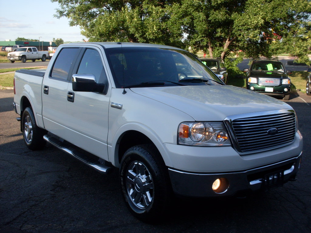 Gold Nissan Altima >> Ride Auto: 2007 Ford F150 Pearl white