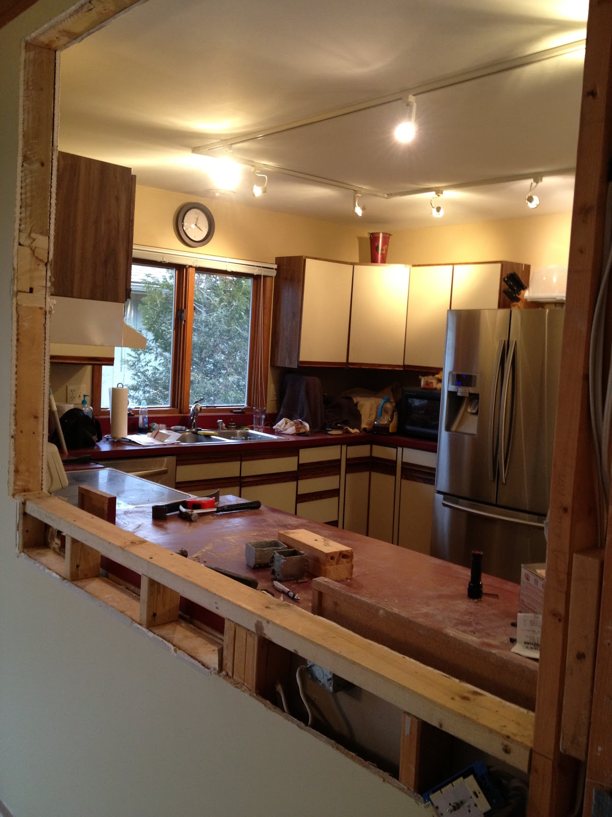 Mom S Kitchen Before Amp After Erin Spain