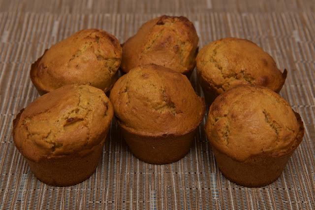 Muffins à la Crème Caramel et Beurre Salé